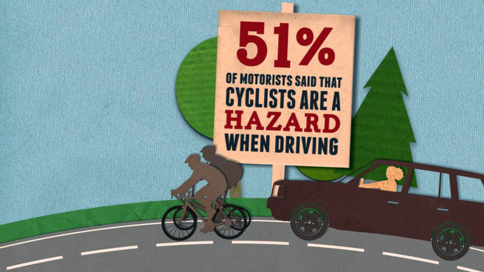 Government propose Bike Rider's Licence to improve safety