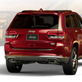Jeep Grand Cherokee Rear View