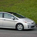 Toyota Prius Side View